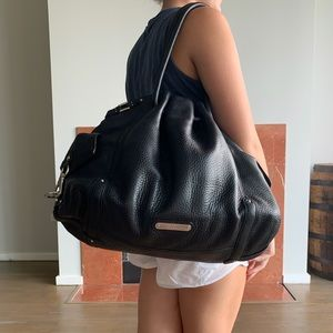 Cole Haan • Black Leather Tote